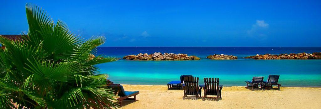 Plażowanie na wakacje