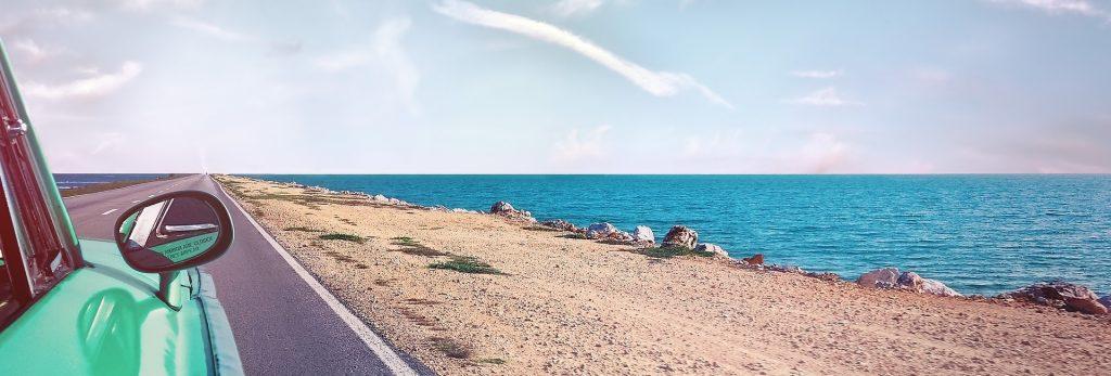 Samochodem na wakacje
