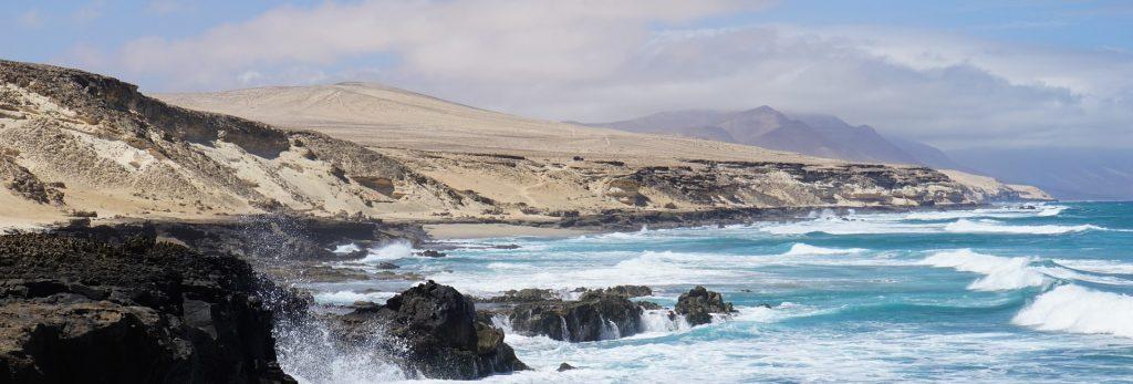 Wybrzeże Wyspy Teneryfy